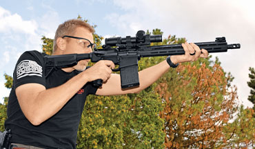 Springfield takes its Saint series to the next level with a .308.