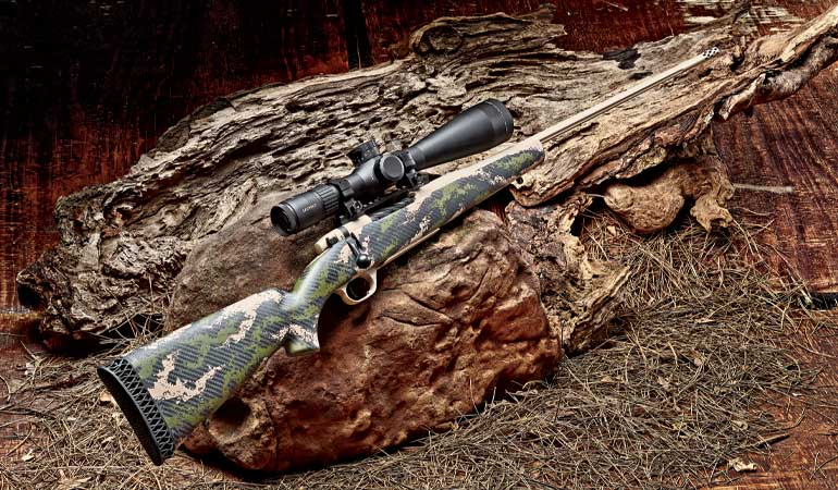 Weatherby Mark V Backcountry Rifle Review