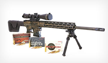 The Wilson Combat Super Sniper is a beautifully made, utterly reliable rifle that the shooters at the gun club will envy.