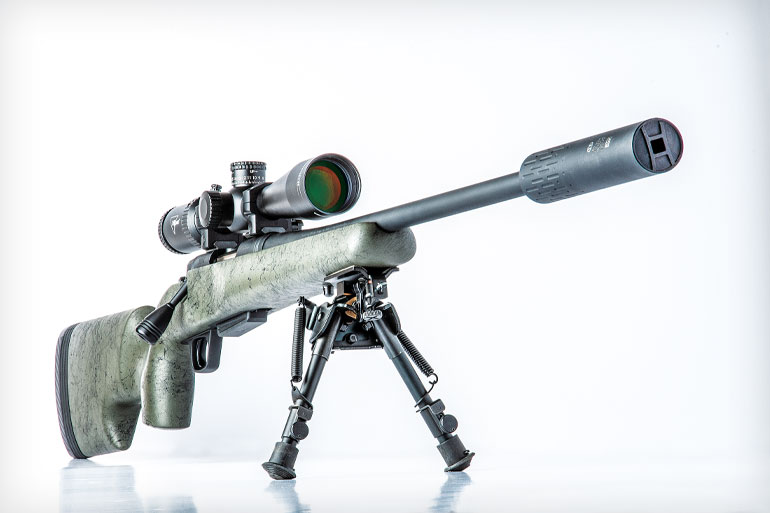 Winchester XPR Renegade Long Range SR Review