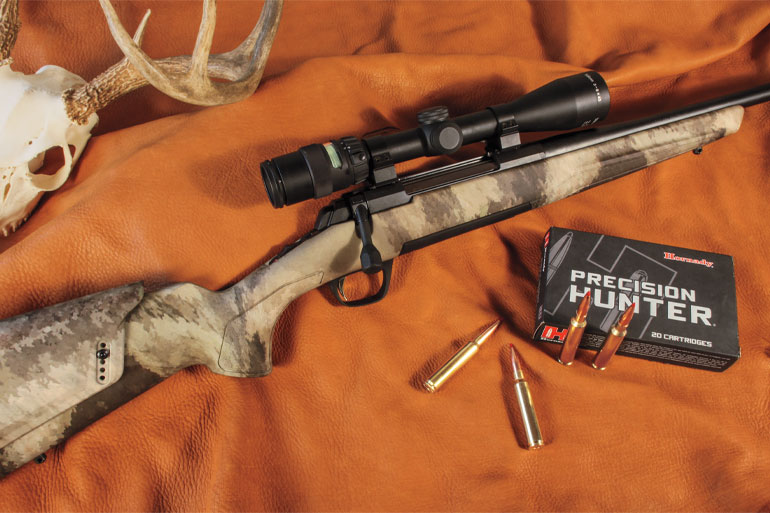 Browning X-Bolt Western Hunter Rifle Review