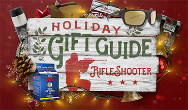 The best gifts for this holiday season from RifleShooter.