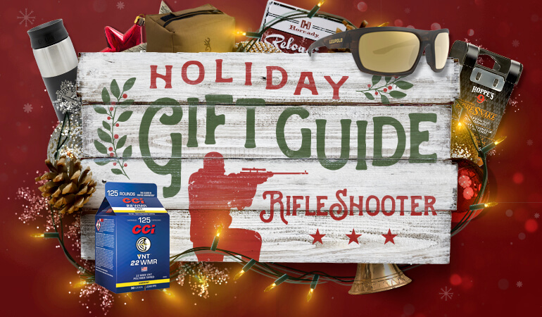 2020 RifleShooter Holiday Gift Guide