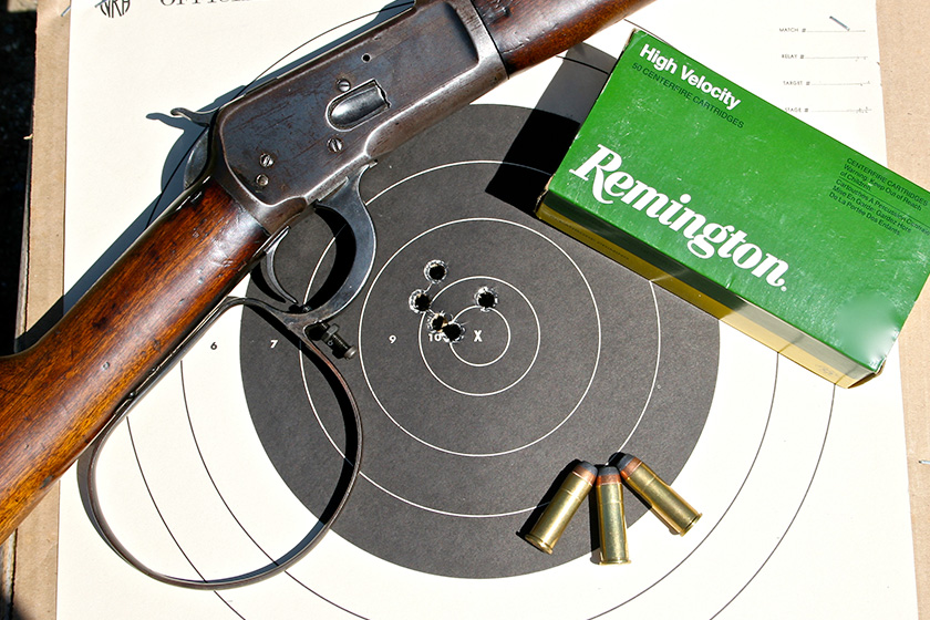 Loop-Lever Rifle Shootout: History of The Rifleman's Carbine