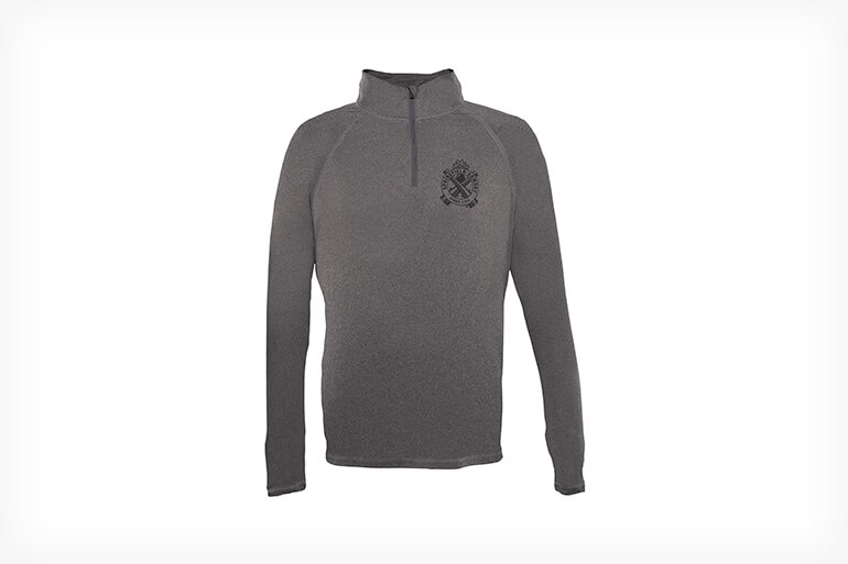 Springfield Armory Crossed Cannons Pullover