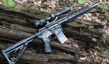 The well-known gun maker, Bill Wilson, turns his focus to building the ultimate AR-15 chambered in .350 Legend.