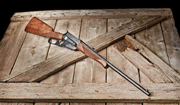 Winchester's famous Model 1895 celebrates its 125th anniversary with the .405 Win. chambering.