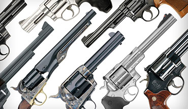 Trying to choose the 10 best revolvers of all time isn't an easy task; there are many more that could make this list.