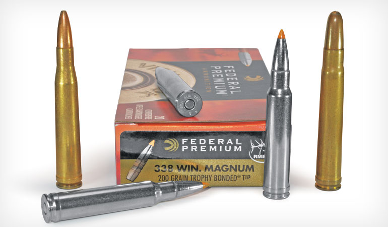 The  338 Winchester Magnum
