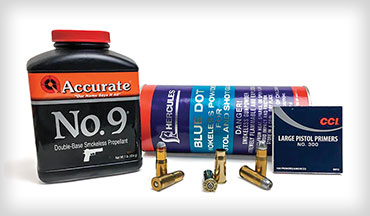 Handloading the .38 WCF is a bit more involved than handloading for other cartridges, but