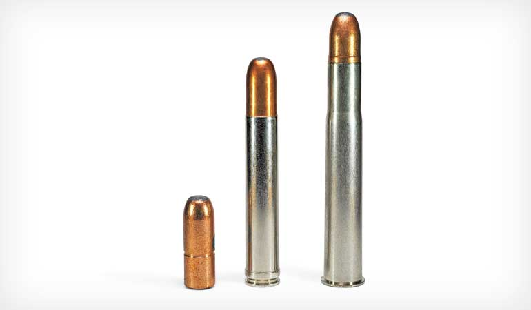 Dangerous-Game Cartridge: .458 Winchester Magnum
