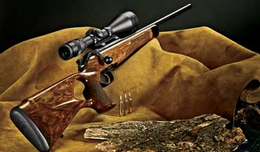 "Referred to as ""the most innovative bolt-action rifle of the 20th century"" and as a ""technological wonder,"" the Blaser R8 straight-pull rifle is fast, safe, and versatile."