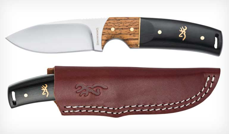 Browning Buckmark Hunter Knife