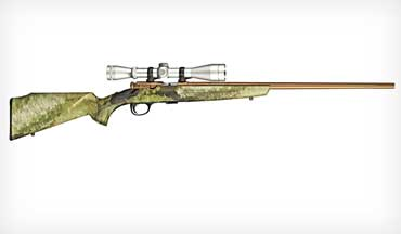 The Browning T-Bolt is a classic 22 LR rifle, and the new Browning T-Bolt Speed version has a lot of cool features, shoots very well, and is loads of fun.