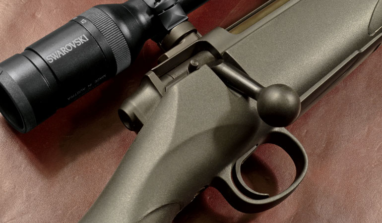 With its new budget-priced M18 bolt-action rifle, Mauser has raised the bar.
