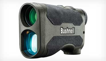 The Bushnell Engage Rangefinders feature all-glass, two-lens optical systems; enhanced LCD displays; 50 percent larger objective lenses; and fully multi-coated optics with ultra-wide band coating.