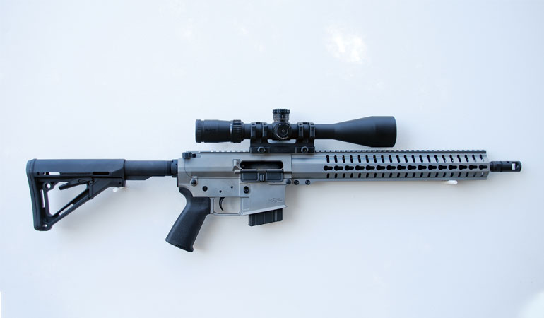 CMMG's ANVIL AR is now chambered in the efficient 6.5 Grendel cartridge.