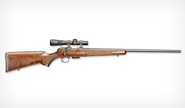 The CZ Model 457 is offered in multiple configurations, but the .17 HMR Model 457 has some unique features.