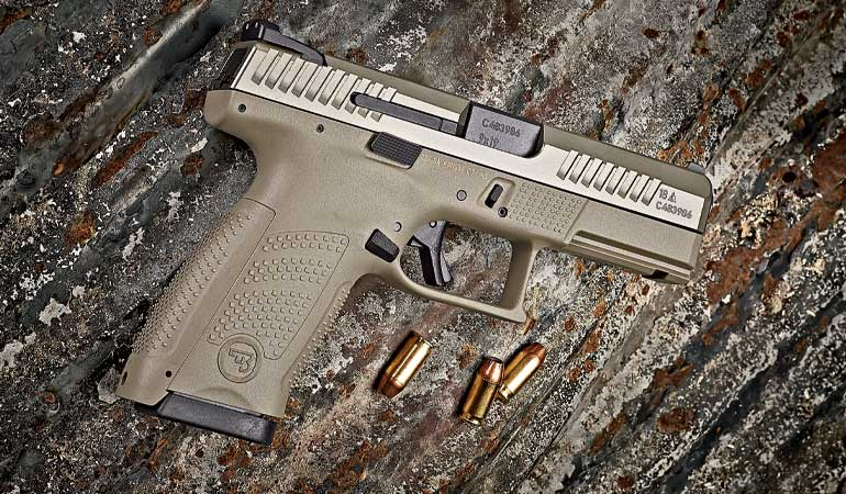 Review: White Nitride CZ-USA P-10 C FDE