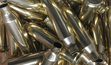 Starting the handloading process with clean brass allows the cases to be better inspected, and that enhances safety as well as the loads' performance.