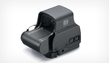 Manufactured in the USA, the EOTech EXPS2 HWS provides extremely fast reticle-on-target acquisition out to 300 meters.