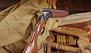 As 20-gauge over-under shotguns go, the Franchi Instinct L is both narrow and shallow through the receiver area, and that makes it comfortable to carry and to shoot.