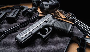 It took a long time for Glock to bring out a .22 LR pistol, but it was worth the wait.