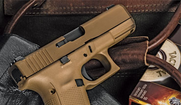 Accurate, ergonomic, and tough enough to pound railroad spikes, the new Glock G19X may be the best pistol the company has ever offered.