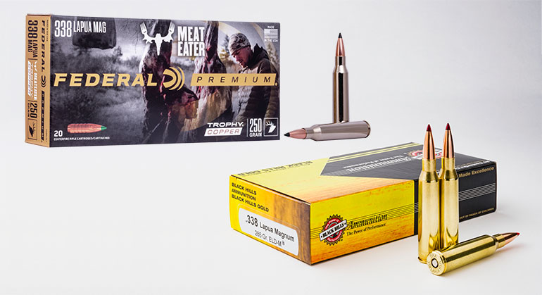 11 Great .338 Caliber Rifle Cartridges