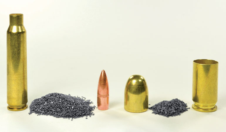 Some shooters may not realize how gunpowder affects the amount of recoil they feel when they fire their favorite guns. Here's the lowdown.