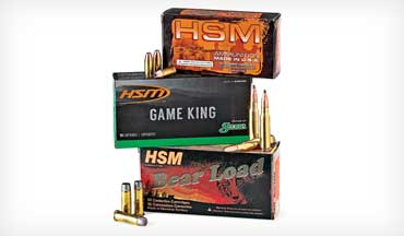 From training and self-defense through cowboy action and match grade to varmint and big-game hunting, HSM has your ammunition needs covered.