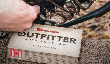When reliability in adverse conditions is paramount, the new Hornady Outfitter Ammo line is called for.
