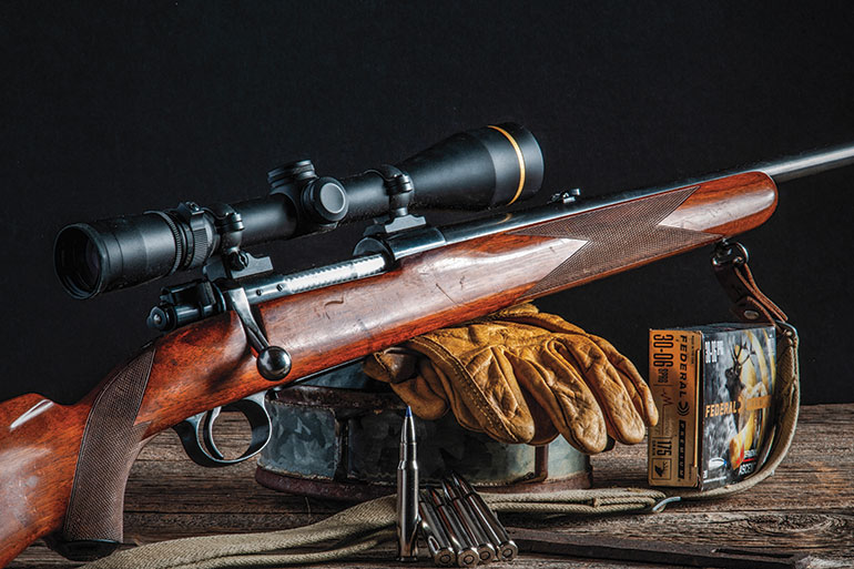 Husqvarna AB. Mauser Series 1100 Deluxe Rifle Review