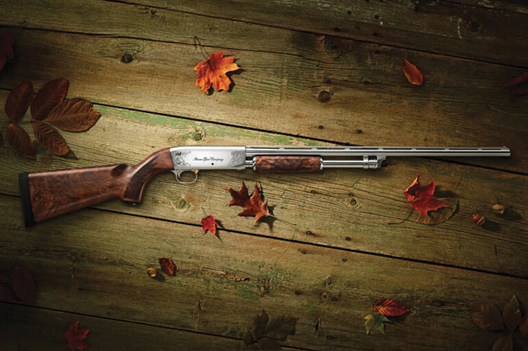 Ithaca Model 37 Pump Shotgun