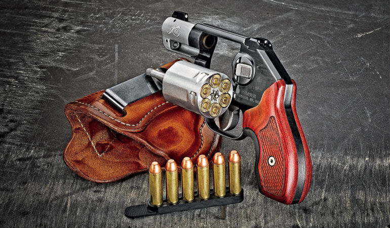 Kimber's K6s double-action-only revolver has a unique blend of classic wheelgun features, and the new CDP version is perfect for self-defense.