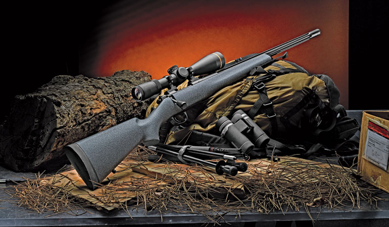 Review: Kimber Open Country 84M Bolt-Action Rifle