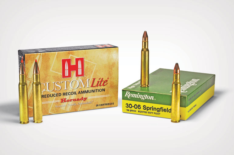 Light Handloads for the .30-06