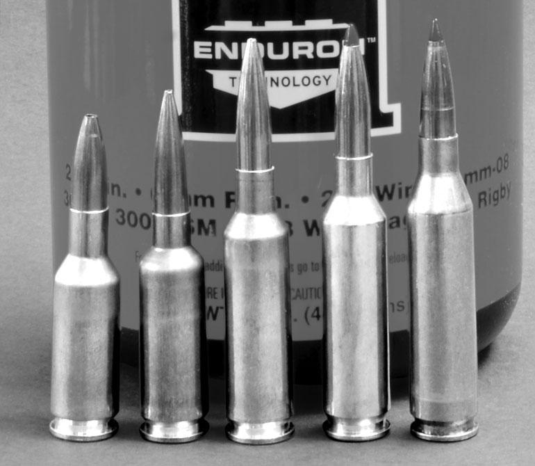6mm Creedmoor Load Data
