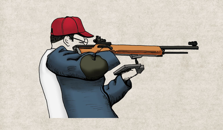 When it comes to skilled riflemen, none accomplished more than Lones Wigger Jr. He was the most decorated rifle shooter in the world.