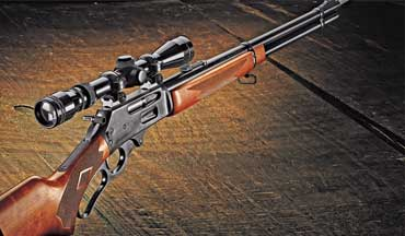 The classic Marlin Model 336 lever-action rifle has had its ups and downs over the last 12.5 decades, but it's still alive and well.