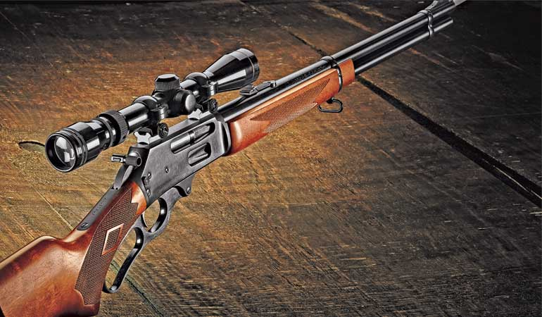 The Marlin Model 336 Lever-Action Rifle is Alive and Well