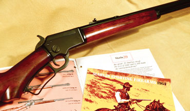 If there exists such a rifle as the definitive American .22, the Marlin Model 39 must be it.