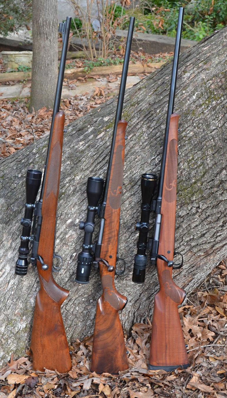 Review: Winchester Model 70 Featherweight