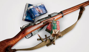 "Russia's ""Three-Line"" Rifle M1891 was the first Mosin Nagant battle rifle to be issued, and it served ably in many wars."