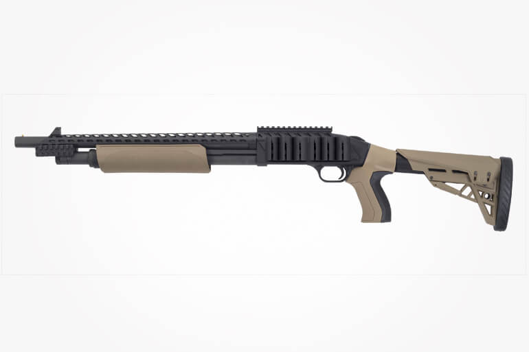 Mossberg 500 Pump Shotgun