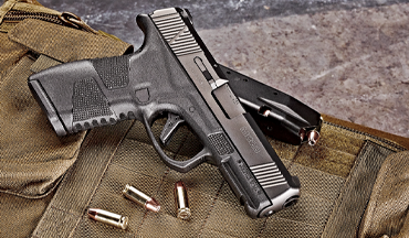 With a good MSRP, good ergonomics, and good accuracy and reliability, Mossberg's brand-new MC2c pistol is a practical choice.