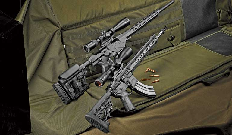 Mossberg Rifles in .224 Valkyrie