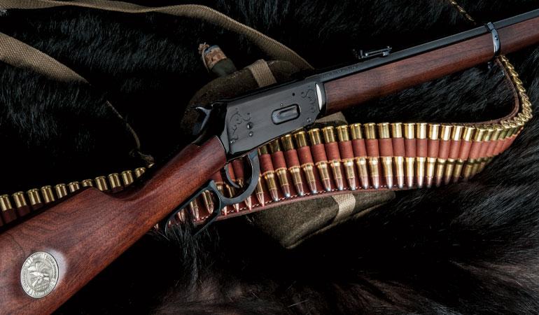 Winchester Model 1894 NRA Centennial Musket