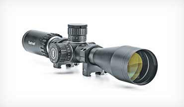 "The new Bushnell FORGE riflescope is ""the only choice for long-range hunting enthusiasts."""