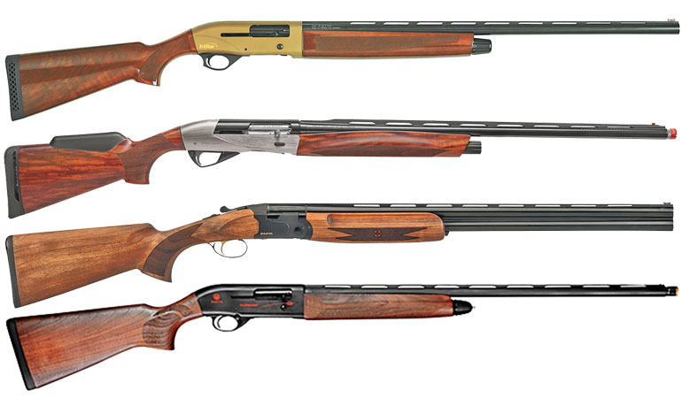 Steve Gash takes a look at the coolest new shotguns in 2018.